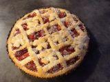 Linecký koláč s jahodami recept