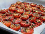 Pečená rajčata ve vlastní šťávě recept