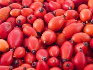 Šípková marmeláda z celých šípků
