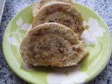 Obrácená jablková roláda recept