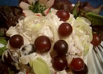 Kuřecí salát z Bavor recept