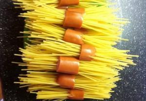 Chobotničky ze špaget