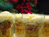 Skládaný zimní salát podle Petra Novotného recept