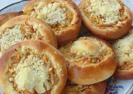 Náplň do koláčů a buchet  ze syrových jablek recept