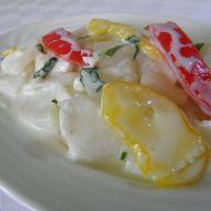 Salát z bílé ředkve recept