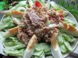 Tuňákový salát s kuskusem recept