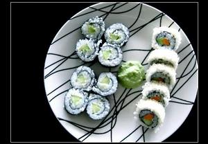 Sushi pro začátečníky