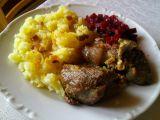 Pečené kůzlečí maso recept