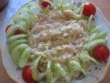 Tuňákový salát s jablkem recept