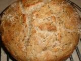 Chléb bez hnětení od líné kuchařky recept