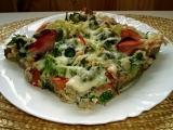 Chlebová pizza recept