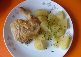 Nejjednodušší a nejlepší kuře, co znám  KUŘE V SOLI recept ...