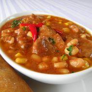 Vepřový guláš na mexický způsob recept