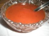 Rychlá Rajská omáčka (bez masa) recept