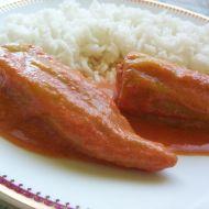 Papriky v rajské omáčce recept