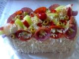 Chlebový dort z pekárny recept