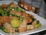 Zeleninovo-kuřecí pánev recept