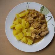 Kuřecí s chilli-medovou marinádou recept