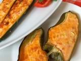 Zelenina plněná mozzarellou a sušenými rajčaty recept ...