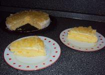 Citronový dort recept
