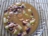 Fazolový gulášek recept
