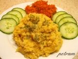Falešná míchaná vajíčka (bez vajíček) recept