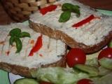 Sýrová pomazánka s celerem recept