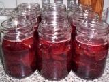 Jahodový džem recept