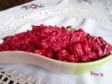 Salát z červené řepy s Nivou recept