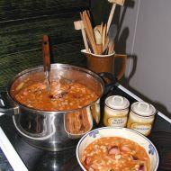 Jurášův fazolový hrnec recept