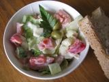 Řecký salát II. recept