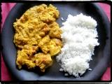 Indické kuřecí curry recept