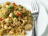 Drůbeží smažená rýže recept