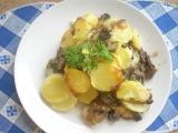 Houbovník bramborový recept