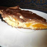 Pomerančový dort s tvarohovou náplní recept