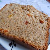 Rozinkový mazanec z pekárny recept