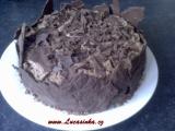 Můj narozeninový čokoládový dort recept