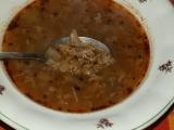 Dršťková polévka z kotrče recept