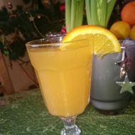 Pomerančový džus s mrkví recept