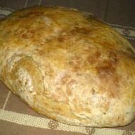 Levný domácí chléb recept