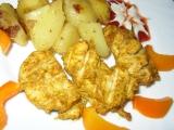 Královské kuře recept