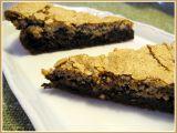 Čokoládový koláč s ořechovou pusinkou recept