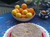 Tvarohovo mandarinkový dort recept