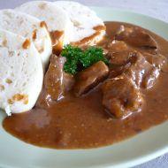 Ostrý vepřový guláš recept