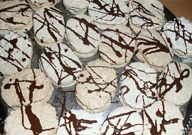 Laskonky kokosové :-) recept