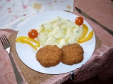 Rybí karbanátky se sýrem recept