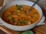 Frankfurtská polévka s brambory, mlékem a smetanou recept ...