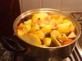 Domácí ovocný čaj recept