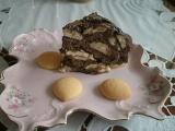 Kakaovo-piškotový dort recept