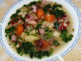 Loudálkova přesnídávková polévka recept